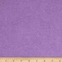 Bear Essentials 3 Swirl Dots Lavender