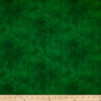 P&B Suede Print Quilting Cotton Green
