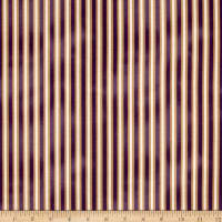 St. Louis Collection Stripe Purple
