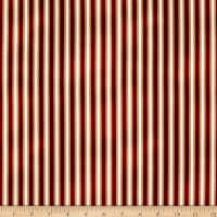 St. Louis Collection Stripe Wine