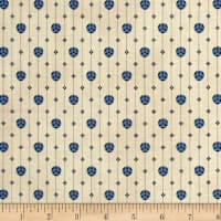 St. Louis Collection Geometric Lt. Blue