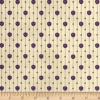 St. Louis Collection Geometric Lt. Purple