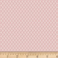 Stof Fabrics Denmark Duo Mini Diamond Light Pink