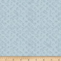 Stof Fabrics Denmark Quilters Basics Light Blue