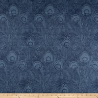 Liberty Fabrics Interiors Hebe Linen Twilight
