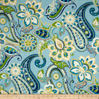 Waverly Sun N Shade Wild Card Turquoise