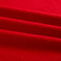 Fabric Merchants Frosty Wide Fleece Red 72''