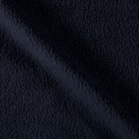 Fabric Merchants Frosty Wide Fleece Navy 72''