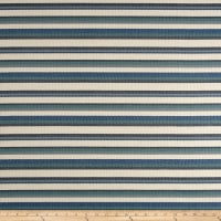 Sunformance Indoor/Outdoor Boardwalk Stripe Coastal
