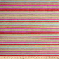 Sunformance Indoor/Outdoor Boardwalk Stripe Confetti