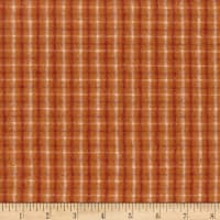 Marcus Primo Plaids Flannel Harvest Brown