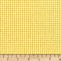 Marcus Primo Plaids Flannel Color Crush II Yellow