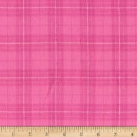 Marcus Primo Plaids Flannel Color Crush II Pink