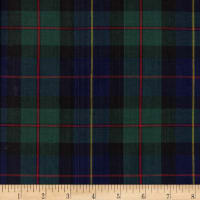 Classic Yarn-dyed Tartan Plaid Green/Navy/Red
