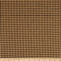 Rustic Woven 1/8IN Nat/Black Check