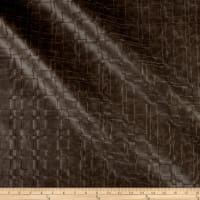 Swavelle Basketweave Faux Leather Iron