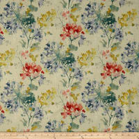 Swavelle/Mill Creek Dove Love Floral Barkcloth Primavera