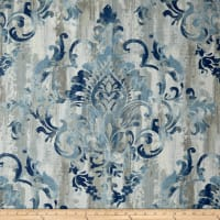 Swavelle/Mill Creek Cauthen Damask Barkcloth Ripple