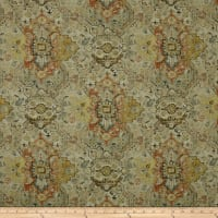 Swavelle/Mill Creek Amoroso Abstract Barkcloth Butternut