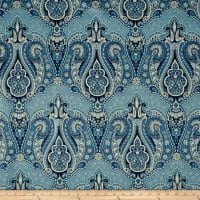 Swavelle/Mill Creek Scibelli Damask Sateen Porcelain