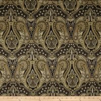 Swavelle/Mill Creek Scibelli Damask Sateen Blackbird