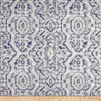 Premier Prints Jazmin Slub Linen Space Blue