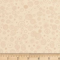 "Westrade 110"" Wide Backs Ditzy Beige"