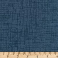 "Westrade 110"" Flannel Wide Backs Ditzy Dove Cadet"