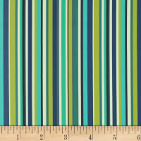 Covington SPF Indoor/Outdoor Reef Stripe Ocean