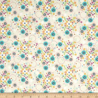 Sunshine Girls Field of Flowers Creme