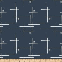 Birch Organic Merryweather Hatch Canvas Dusk