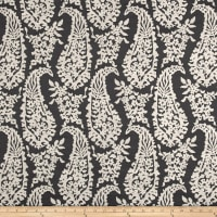 Homestead Paisley Jacquard Charcoal