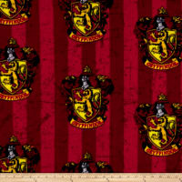 Harry Potter Gryffindor Fleece Multi