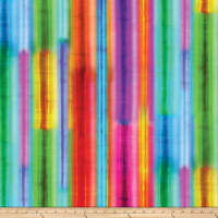 Strokes Of Brilliance Digital Stripes Blue
