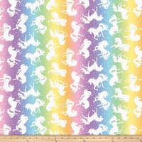 Unicorn Magic Unicorn Stripe Pink