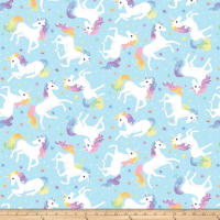 Unicorn Magic Unicorn Glitter Blue