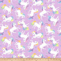 Unicorn Magic Unicorn Glitter Purple