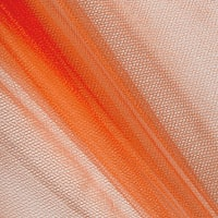 "72"" Wide Nylon Netting Orange (Bolt, 40 Yards)"
