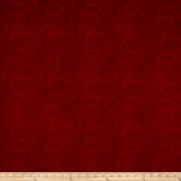 Wave TextureWide Wave Texture Medium Red