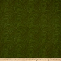 Wave TextureWide Wave Texture Medium Green