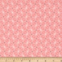 Contempo Meadow Dance Diamonds Coral