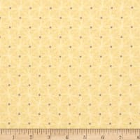 Contempo Meadow Dance Diamonds Yellow