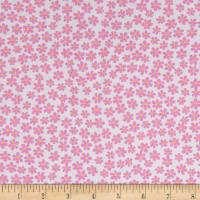 Kanvas Love Bunny Daisy Dot White/Pink