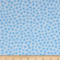 Kanvas Love Bunny Daisy Dot Blue/White