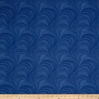 Hydrangea Blue Wave Texture Medium Blue