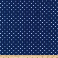 Kaufman Sevenberry Micro Classics Blue Diamonds
