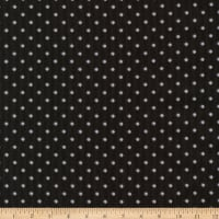 Kaufman Sevenberry Micro Classics Charcoal Diamonds