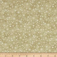 Winter Wonderland Snowball Texture Tan