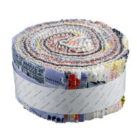 "From London with Love 2 1/2"" Strips 40 Pcs Multi"