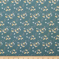 Berry Blossom Teal